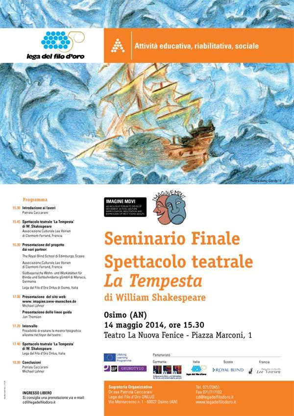 Seminar Poster Osimo 2014